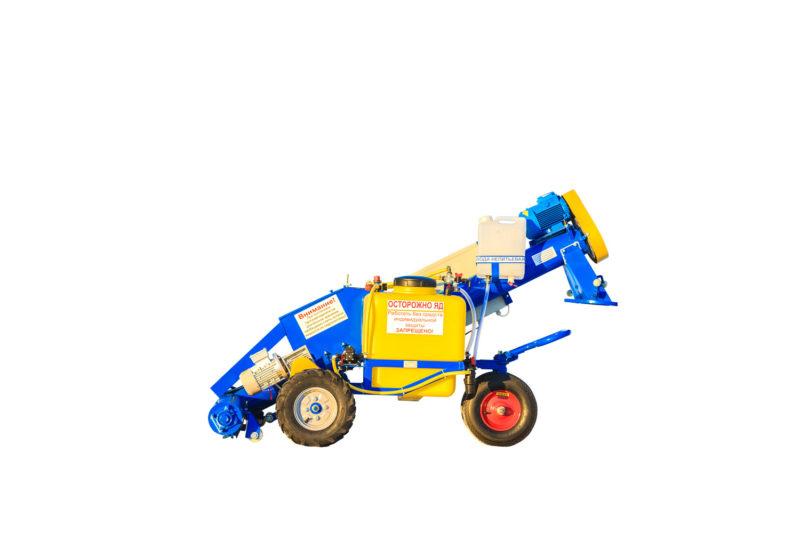 Протравливатель семян ПС-5