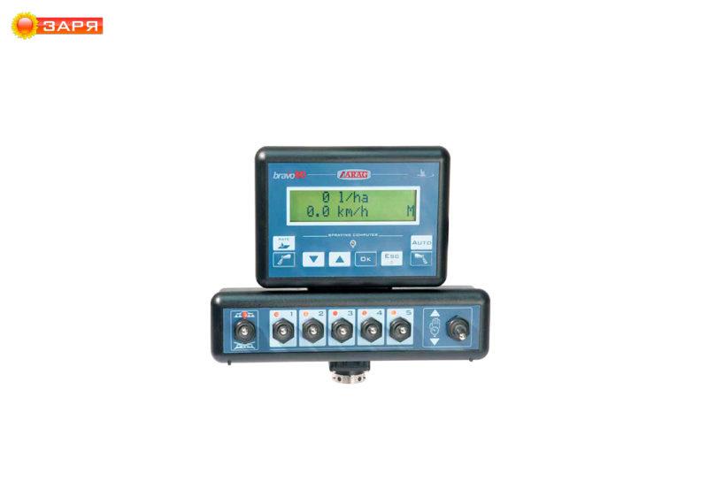 Компьютер Bravo-180 с системой АСУР 200 л/мин с посекционным отключением