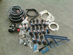 Комплект Аппаратуры Мелкокапельного Распыления «Заря» 9 метров