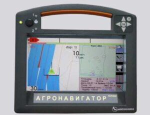 Бортовой навигационный комплекс Агронавигатор плюс