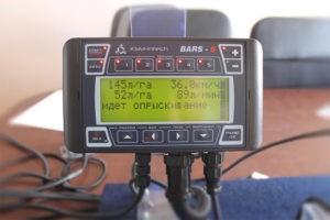Компьютер Bars-5 с системой АСУР 150л/мин