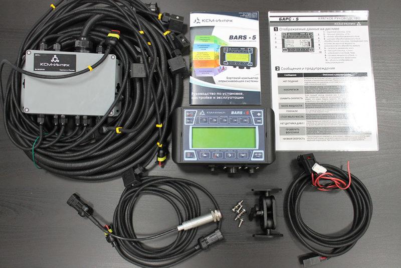 Компьютер Bars-5 с системой Асур 200
