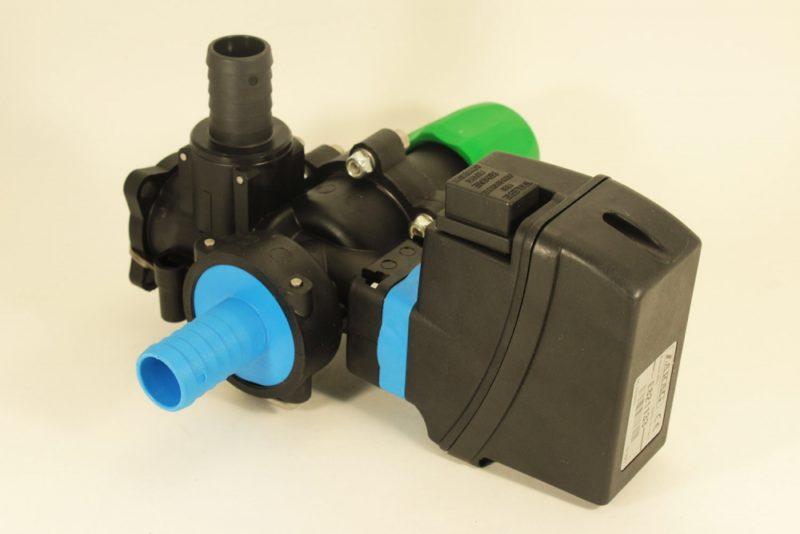 Главный клапан электрический 150л