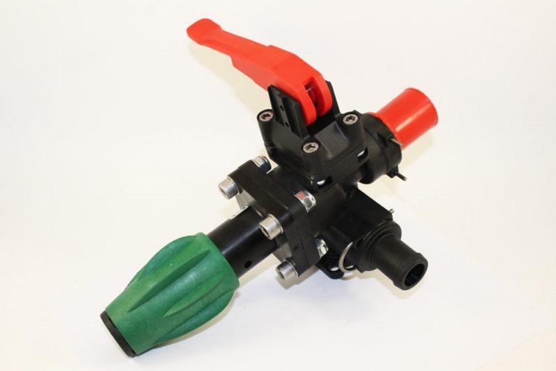 Главный клапан ручной 150-180л серия 471