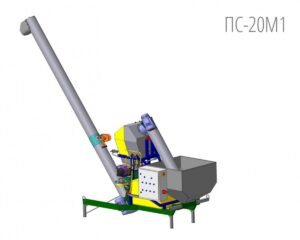 Протравливатель семян ПС-20М1