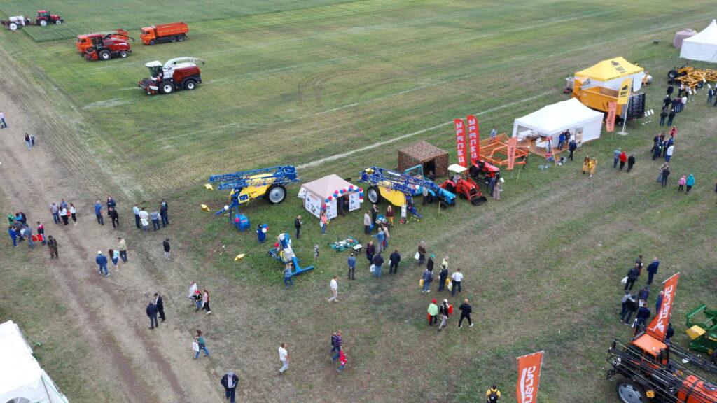 День поля 2021 в поселке Тимирязевском Чебаркульского района